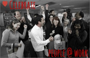 celebrate people @ work